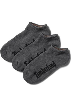 Timberland Stratham 3-pack no-show sport socks for men in , size l