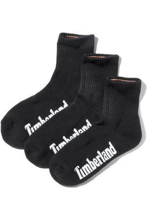 Timberland Stratham 3-pack sport socks for men in , size l