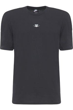 Nike Cotton Blend Jersey Top