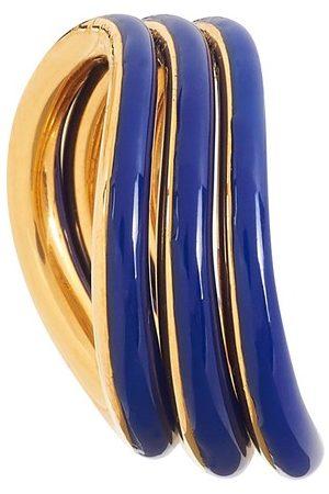 CHARLOTTE CHESNAIS Women Rings - Wave enamelled rings