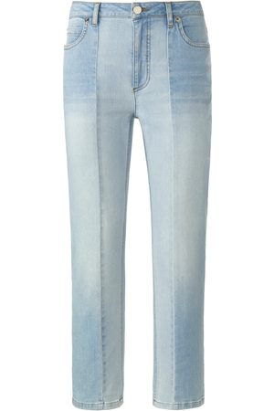 DAY.LIKE Ankle length jeans straigth leg denim size: 10s