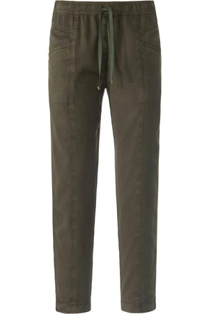 Peter Hahn Ankle-length jogger style trousers Cornelia fit size: 12s