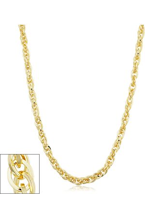 SuperJeweler 5.2mm Double Cable Link Chain Necklace, 30 Inches, (27.40 g)