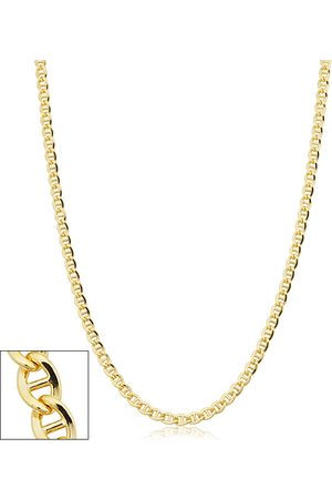 SuperJeweler 3.4mm Mariner Link Chain Necklace, 30 Inches, (13.10 g)