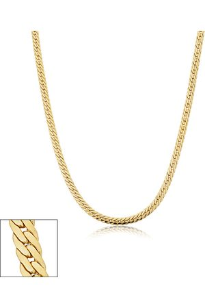 SuperJeweler 3.9mm Bombay Curb Link Chain Necklace, 20 Inches, (12.60 g)