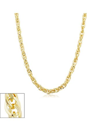 SuperJeweler 5.2mm Double Cable Link Chain Necklace, 18 Inches, (16.60 g)