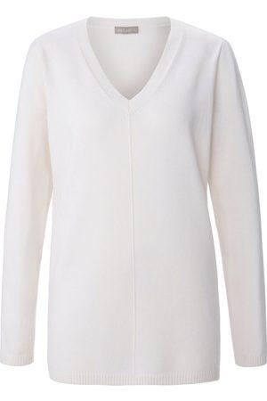 include V-neck jumper in 100% cashmere size: 14