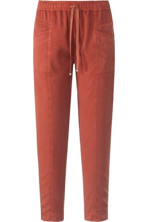 Peter Hahn Ankle-length jogger style trousers Cornelia fit size: 10s