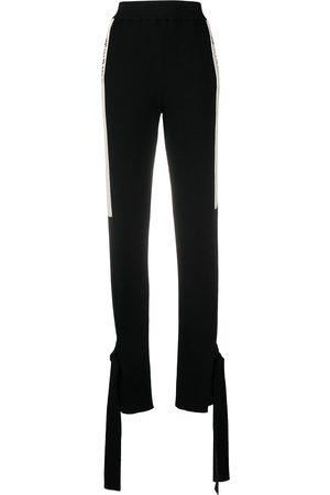 OFF-WHITE Side stripe-detail track pants