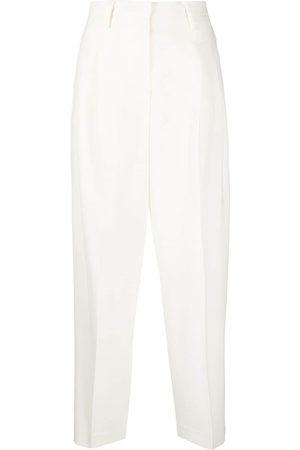 REMAIN High-waist straight-leg trousers