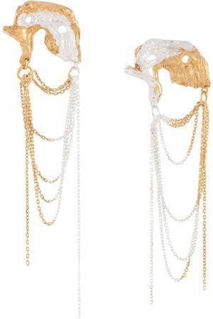 Lee Women Earrings - Orion chain-drop earrings