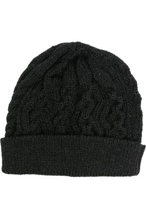Thom Browne Cable-knit beanie