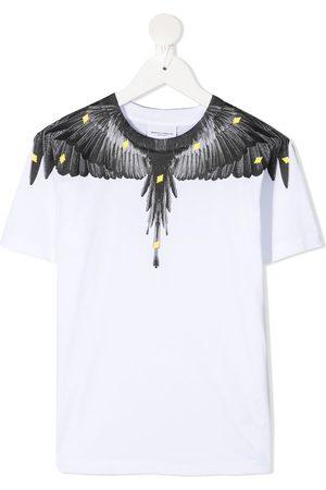 MARCELO BURLON Wings-print T-shirt