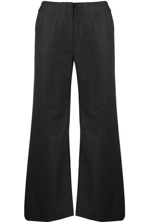 CHANEL Women Trousers - Wide-legged tailored trousers