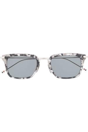Thom Browne Wayfarer rectangular-frame sunglasses