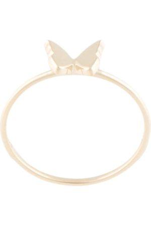 Karen Walker Women Rings - Mini butterfly ring