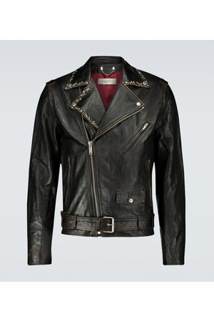 Golden Goose Leather jacket