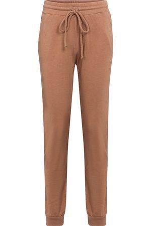 Lanston Cotton-blend slim trackpants