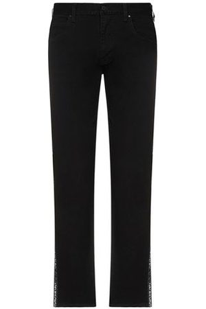 Emporio Armani Men Trousers - DENIM - Denim trousers