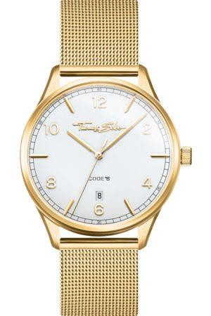 Thomas Sabo Women's watch Code TS small yellow gold WA0361-264-202-36 MM