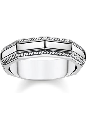 Thomas Sabo Rings - Ring Angular -coloured TR2276-637-21-48