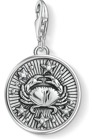 Thomas Sabo Necklaces - Charm pendant zodiac sign Cancer -coloured 1643-643-21