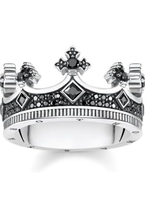Thomas Sabo Rings - Ring crown TR2208-643-11-48