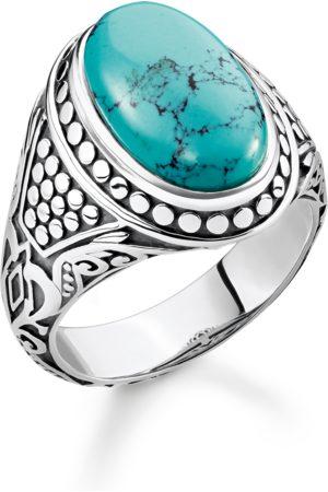 Thomas Sabo Ring turquoise turquoise TR2241-878-17-48