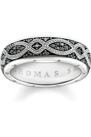 Thomas Sabo Band ring love knot TR2087-643-11-48