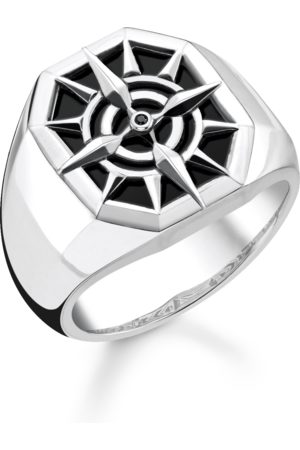 Thomas Sabo Rings - Ring compass TR2274-641-11-48