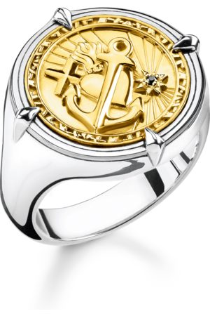 Thomas Sabo Ring faith, love, hope coloured TR2246-849-39-48