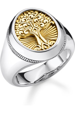 Thomas Sabo Men Rings - Ring Tree of Love coloured TR2296-966-39-48