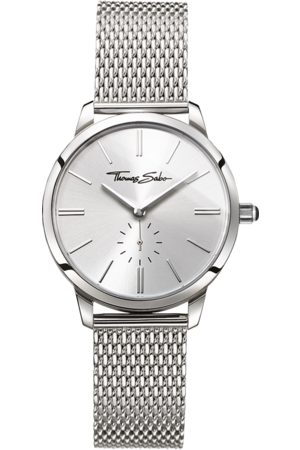 Thomas Sabo Women Watches - Women's watch GLAM SPIRIT silver-coloured WA0248-201-201-33 MM