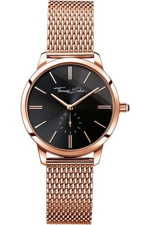 Thomas Sabo Women's watch GLAM SPIRIT black WA0249-265-203-33 MM