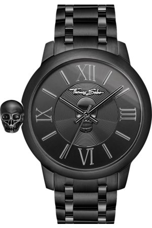 Thomas Sabo Men's watch REBEL WITH KARMA WA0305-202-203-46 MM