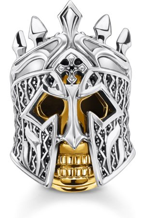Thomas Sabo Men Rings - Ring skull knight multicoloured TR2310-849-7-48
