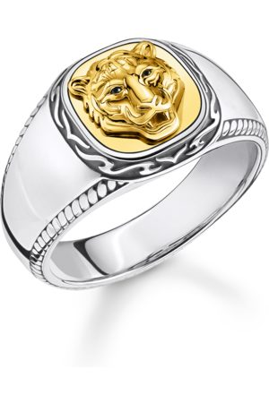 Thomas Sabo Ring tiger coloured TR2293-849-39-48