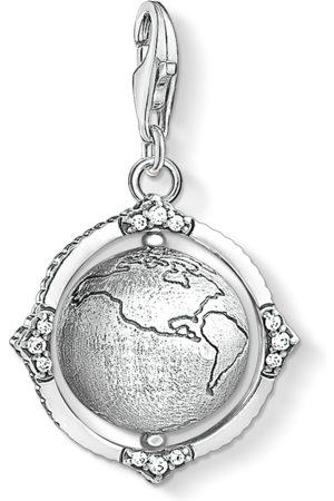 Thomas Sabo Necklaces - Charm pendant Vintage globe 1676-643-14