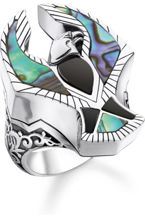 Thomas Sabo Ring eagle multicoloured TR2250-976-7-60