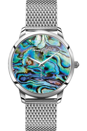 Thomas Sabo Women's watch Arizona Spirit abalone mother-of-pearl large multicoloured WA0363-201-218-42 MM