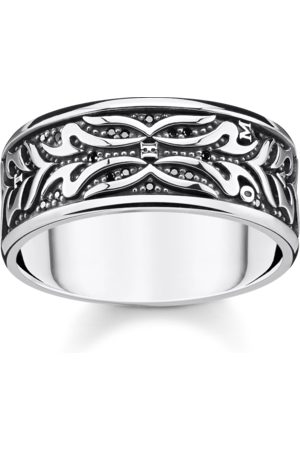 Thomas Sabo Ring tiger pattern TR2291-643-11-48