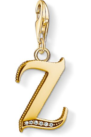 Thomas Sabo Charm pendant letter Z coloured 1632-414-39