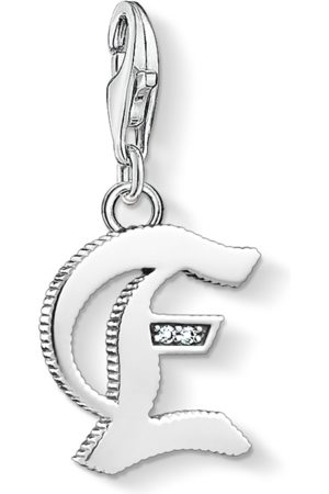 Thomas Sabo Charm pendant letter E -coloured 1585-643-21