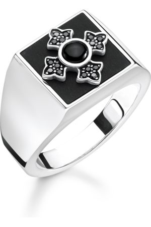 Thomas Sabo Ring cross royalty TR2209-641-11-48
