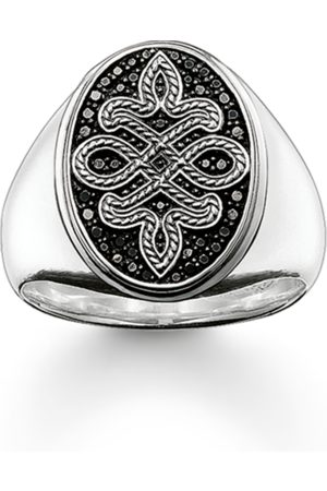 Thomas Sabo Signet ring love knot TR2007-051-11-48