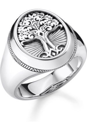 Thomas Sabo Ring Tree of Love -coloured TR2245-637-21-48