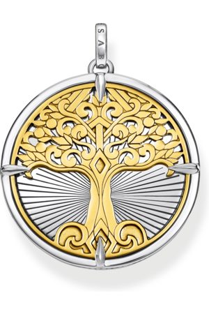 Thomas Sabo Pendant Tree of Love coloured PE885-966-39