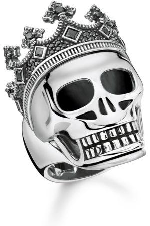 Thomas Sabo Ring skull crown TR2207-643-11-48