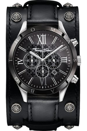 Thomas Sabo Men's Watch REBEL ICON WA0140-218-203-43 MM