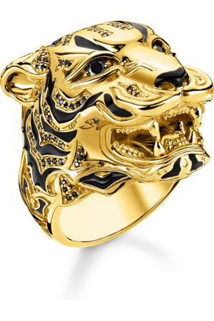 Thomas Sabo Ring tiger coloured TR2295-565-39-48
